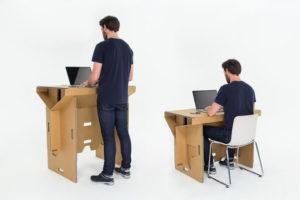 standing desk refold